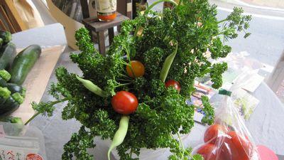 野菜のブーケ